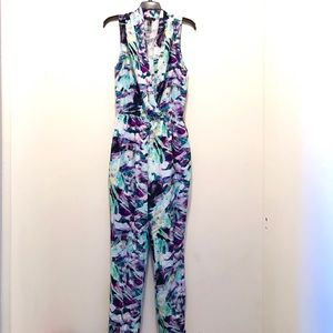 Forever 21 Colorful Jumpsuit
